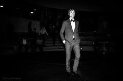 (Kalev Lait photography) Tags: man gent smoking gentleman ball formal suit portrait blackandwhite bw monochrome monotone bowtie tie