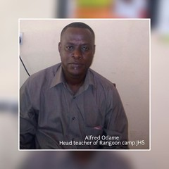Odame-Alfred-Head Teacher