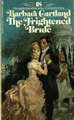 Novel-The-Frightened-Bride-by-Barbara-Cartland (Count_Strad) Tags: novel book pages read reading pulp barbaracartland romance