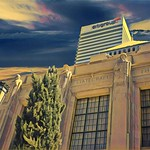 Los Angele California ~ The Los Angeles Public Library ~ Exterior Sculptures thumbnail