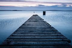 Forgotten slipway (Explored) (Premysl Fojtu) Tags: slipway abandoned derelict decay island copinsay scotland orkney landscape seascape central composition longexposure evening dusk twilight goldenhour canon wideangle