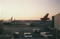 Northwest DC-10 @ LAX, 1993