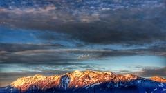 Morgenstimmung Hoher Kasten (christianmarent) Tags: schweiz vorarlberg berge feldkirch