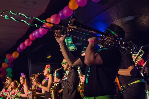 Fluoparty 2016 : la Fanfare à la Noix (FAN)