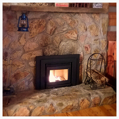 Pacific Energy Neo Wood Stove Insert