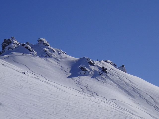 Summit Slopes - Treble Cone, Wanaka NZ (August 12, 2014)
