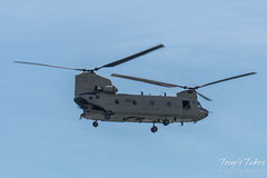 US Army CH-47 Chinook