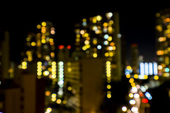 261.365 blurred lights (Dtek1701) Tags: light abstract blur night buildings effects cityscape fuji wideangle handheld ultrawide fujinon apsc xt1 mirrorless 365challenge xmount xtranssensor fujinonxf1024f4ois