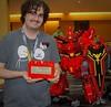 2015 Brickworld Master Award (Imagine™) Tags: lego gundam mech 2015 sazabi brickworld lifelites imaginerigney gamerlug