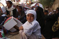 Sana'a food distribution
