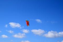 F. in Clouds (frans63) Tags: sky blauw bleu lucht vlieger