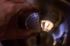 Washed Ashore (3) (Paul B0udreau) Tags: light ontario canada beach glass found nikon gimp niagara southkorea washedup sokcho ribbet sokchobeach nikkor50mm18 silverbowl koreanwriting d5100 wornglass paulboudreauphotography nikond5100