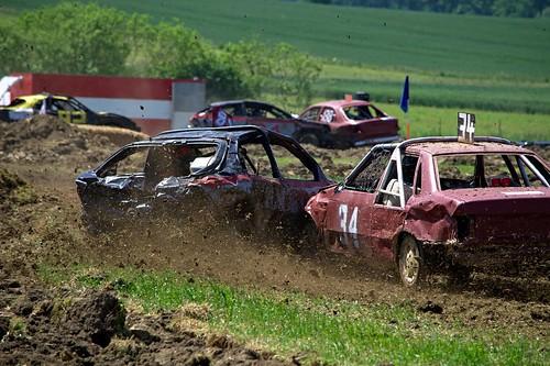 Stock-Car Rennen