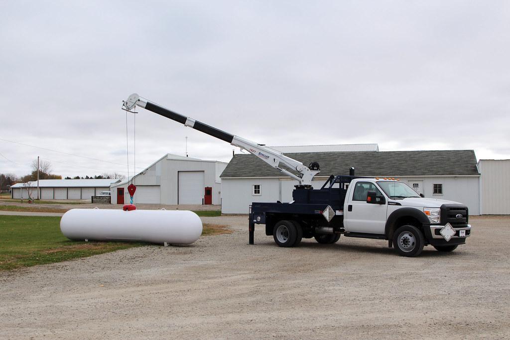 Propane Service Truck   LP Gas Service Trucks   Stellar Industries