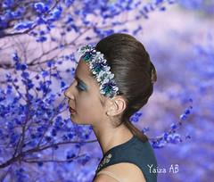 fairy crown (spain) (Yaiza AB Photography) Tags: españa spain model ab modelo zaragoza fairy fantasy fantasia crown yaiza españ 2013 espaa modalena yaizaab yaizaabphotography