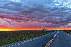Loveland, Colorado (RondaKimbrow) Tags: road sunrise colorado horizon loveland coolclouds larimercounty coloradolandscape coloradophotography coloradoimages wwwrondakimbrowphotography500pxcom