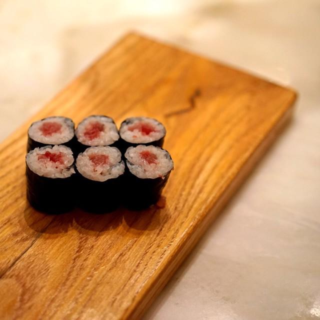 Tekka roll @uchikoaustin #ATX #yum