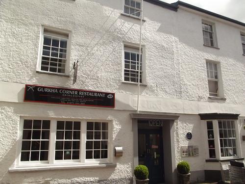 Gurkha Corner Restaurant - 10 Nevill Street, Abergavenny