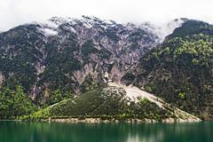 Aachensee, Austria - 36 (www.bazpics.com) Tags: lake holiday alps green water austria see tirol town urlaub may mai alpine oesterreich 2015 aachensee at gemeindeebenamachensee