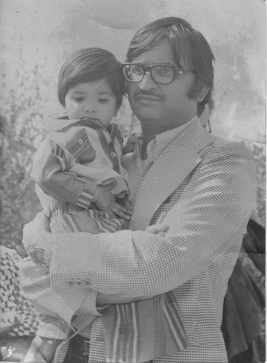 Happy Fathers Day!! (pic: Lil Anand & His Dad @ Acropolis of Athens).