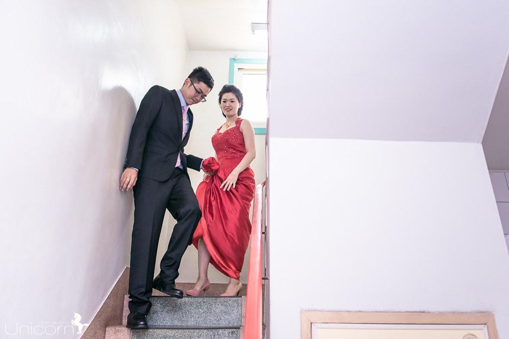 《婚攝一条》旻原 & 瑜瑾 / 自宅流水席