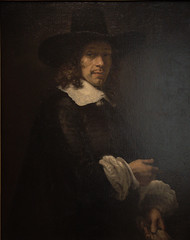 Rembrandt Man Portrait (jem2044) Tags: travel portrait man washington archive images rembrandt 390 bldgs ffffffffffffffff 20060824