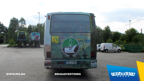 Info Media Group - Rudnik Banovići, BUS Outdoor Advertising, Tuzla 05-2015 (3)