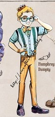 Humphrey Dumpty (Fashion-Zambara) Tags: rebel high royal after humphrey dumpty ever hopper croakington