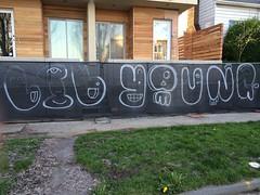 Liv Young (kozemchuk) Tags: graffiti young liv nbd