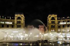 Karlsplatz (Peppis) Tags: night germany munich nikon nightlights nightshot monaco munchen germania nationalgeographic nightimage fotonotturne monacodibaviera peppis munichnight nikonclubit