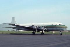 N3022F Douglas C-118A K&C Corporation (pslg05896) Tags: detroit ypsilanti douglas yip willowrun dc6 c118 kyip n3022f kccorporation