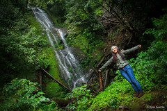 Cascada del mesofilo (ecoturixtlan) Tags: naturaleza mexico oaxaca turismo sierrajuarez ecoturismo sierranorte ixtlan