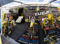 Suzuki factory racing (bodsi) Tags: flickr workshop suzuki motocross mx lommel mecanic mx2 mxgp bodsi