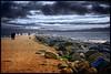 Walk The Edge - Shadows Fall (Janusz Kudlak) Tags: nwn ilovemywife agnieszka myniu pastuch best sony alpha700 uk england clouds