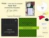 Molde porta bloco de anotações de Papai Noel (Feito a mão [by Rafa]) Tags: feltro fieltro felt rafagibrim fofo cute enfeite presente lembrança artesanato natal molde papainoel reutilização reaproveitamento reciclagem disquete portabloco