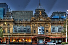 #39 / 100x - Princess' Theatre (DaveFlker) Tags: princess theatre melbourne spring street