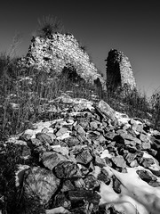 Tempelstein Castle (The Adventurous Eye) Tags: tempelstein castle hrad templštýn history ruin fortress stone ruins historical place