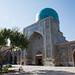 Mesquita dentro da Madraça Tilla-Kari