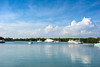 DSC_3478 (danieleeffe1) Tags: harbor boats clouds mangroves water beach miami sea sun usa travel travels blue sky park coral gables cape florida