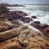 Rocky Beach (ArrowheaDesign) Tags: arrowheadesign africa abstract landscape patterns iphoneography iphone 7 plus composition south beach rocky waves ocean indianocean