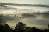 Mist in the valley (gillian.pullinger) Tags: landscape winter mist misty frost valley surrey newlandscorner morning sheep fields
