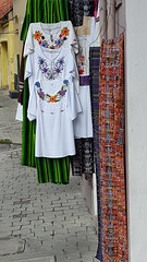 Embroided clothes, Guatemala