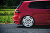 VW GOLF MK7 (JAYJOE.MEDIA) Tags: vw golf mk7 volkswagen low lower lowered lowlife stance stanced bagged airride static slammed wheelwhore fitment messerwheels