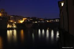 Bassano Wood Bridge (maurizio.merico) Tags: ponte bridge bassano piave veneto war guerra italy reflection night ohhh alpini