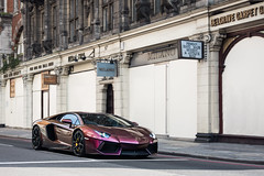 Magic colours (Maxi Vogl) Tags: lamborghini aventador lp700 supercar v12 london carphotography