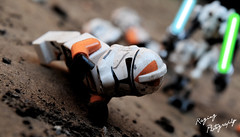An Inevitable Fate (RagingPhotography) Tags: general grevious lego star wars clonetrooper clone trooper 212th squad inevitable fate raging photography ragingphotography