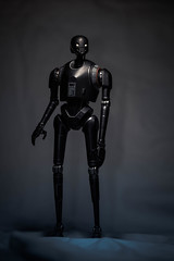 k2so (timp37) Tags: k2so toy imperial droid star wars rogue one