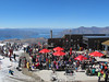 The Treble Cone Plaza on Closing Day - Treble Cone, Wanaka NZ (September 28 2014)