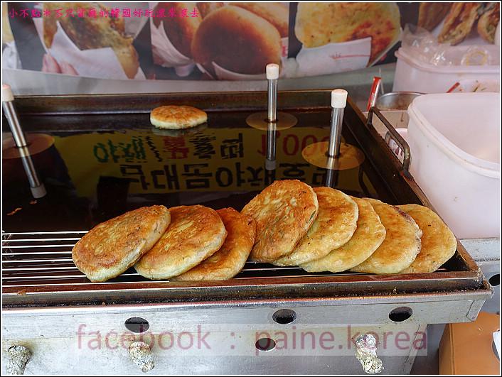 首爾望遠市場 海鮮糖餅 (2).JPG