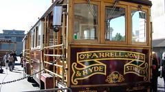 June 2007 West Coast USA Tour : San Francisco (SteveT0191) Tags: sf sanfrancisco california usa bus holiday07jun